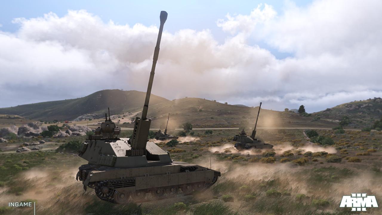 Arma 3 posílá pozdrav z Gamescomu prostřednictvím nových screenů 69091
