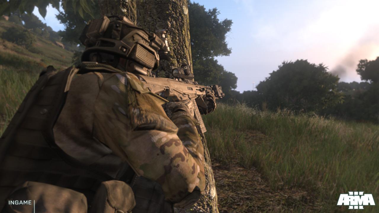 Arma 3 posílá pozdrav z Gamescomu prostřednictvím nových screenů 69094