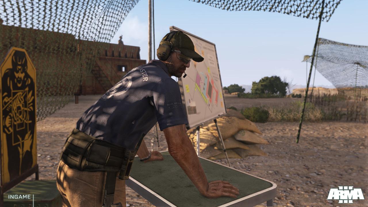 Arma 3 posílá pozdrav z Gamescomu prostřednictvím nových screenů 69097