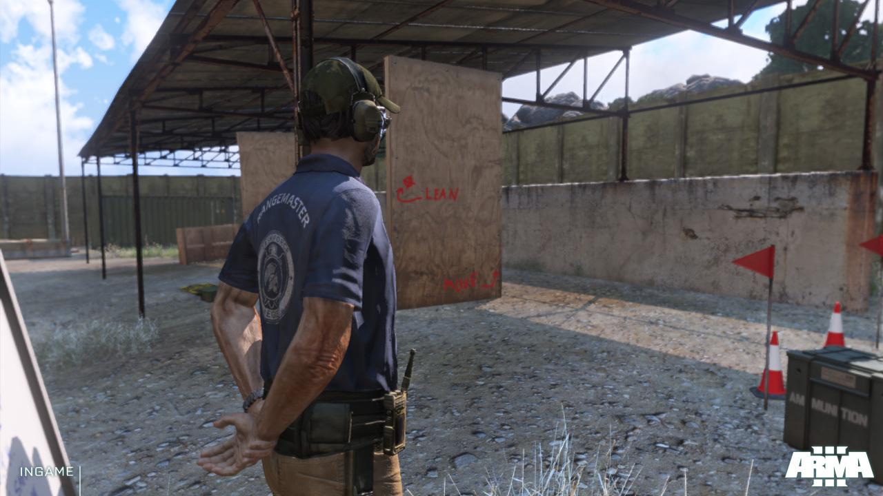 Arma 3 posílá pozdrav z Gamescomu prostřednictvím nových screenů 69098