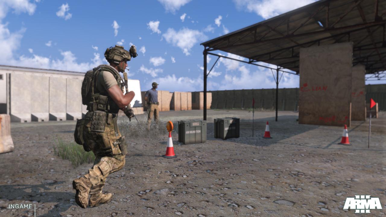 Arma 3 posílá pozdrav z Gamescomu prostřednictvím nových screenů 69099