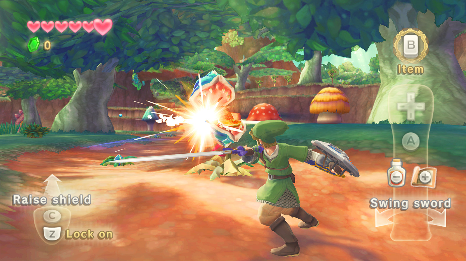 Cestou necestou na E3 2011: The Legend of Zelda 6914