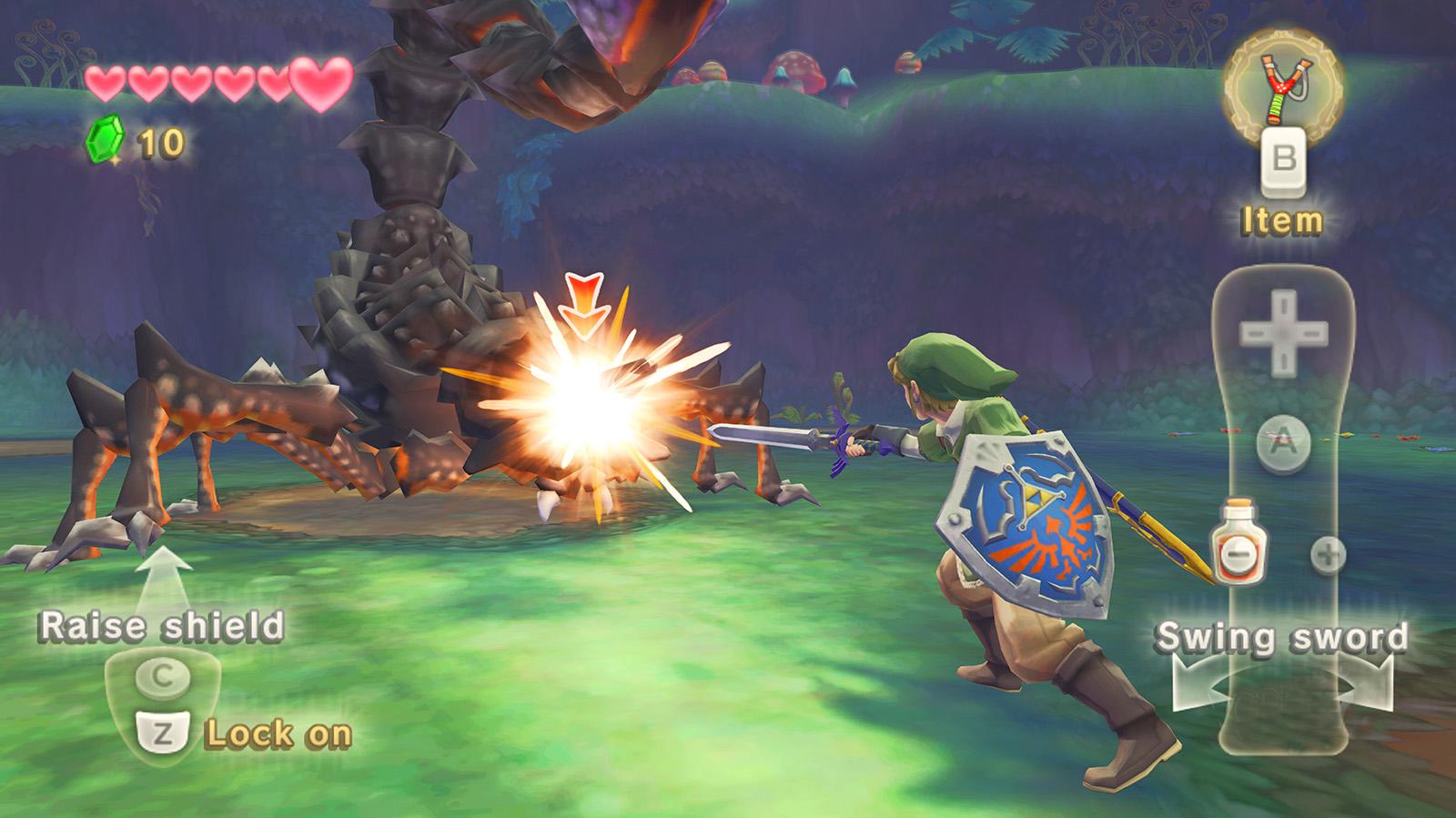 Cestou necestou na E3 2011: The Legend of Zelda 6915