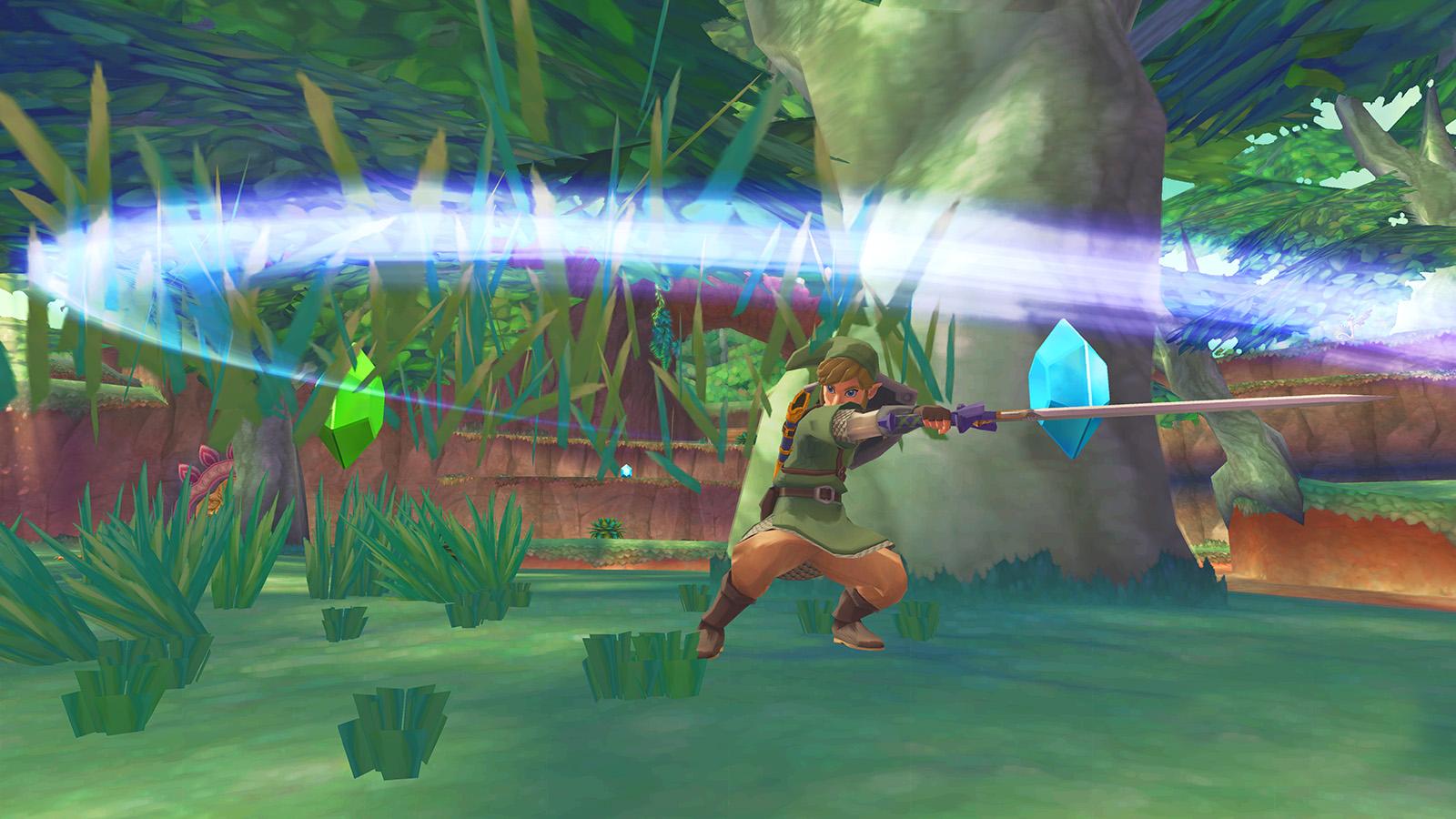 Cestou necestou na E3 2011: The Legend of Zelda 6916