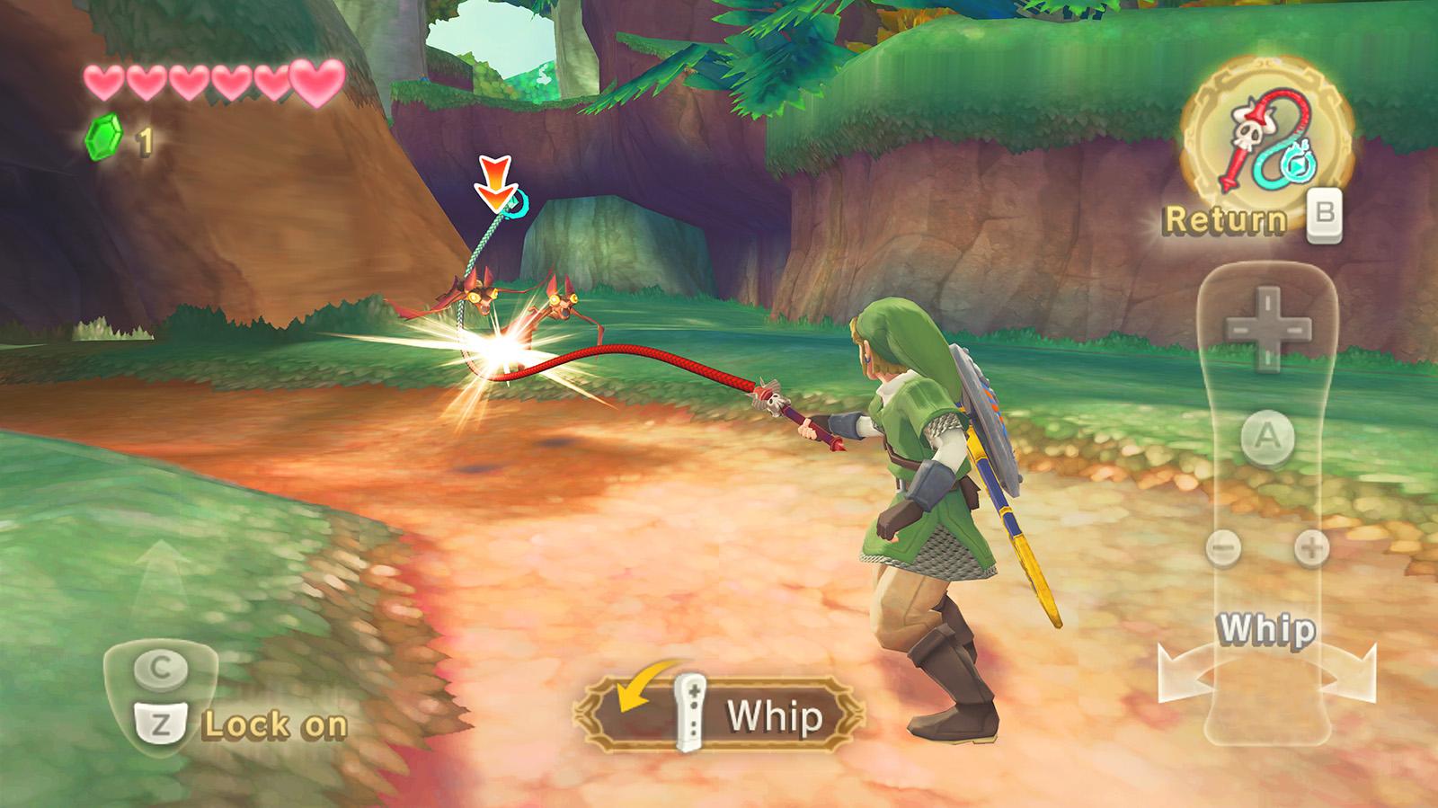 Cestou necestou na E3 2011: The Legend of Zelda 6917