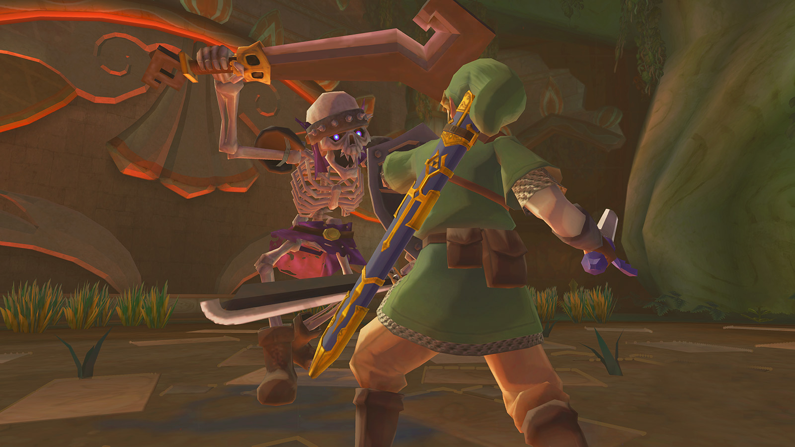 Cestou necestou na E3 2011: The Legend of Zelda 6920