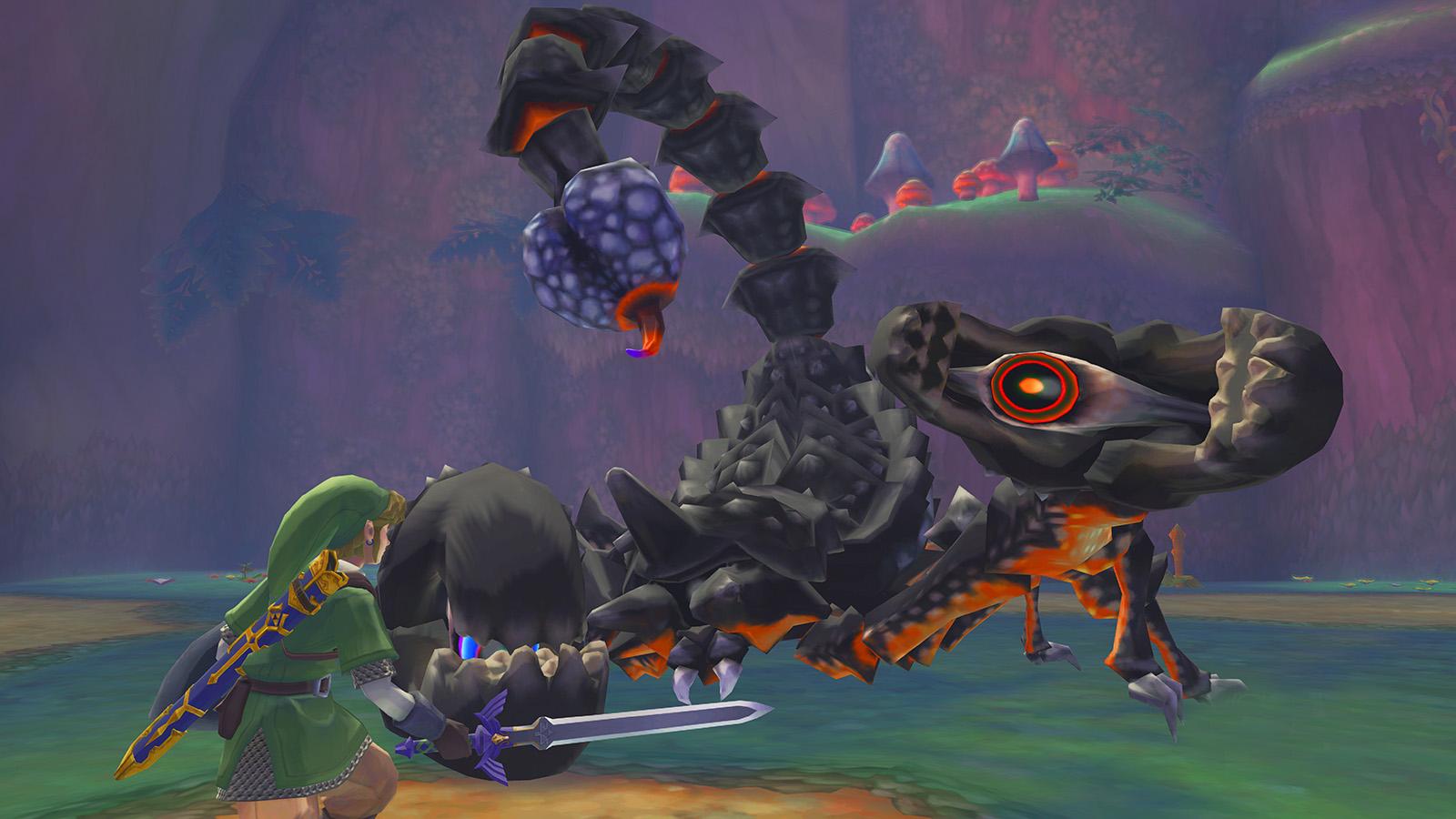 E3: Legend of Zelda v debutovém traileru + galerie 6921