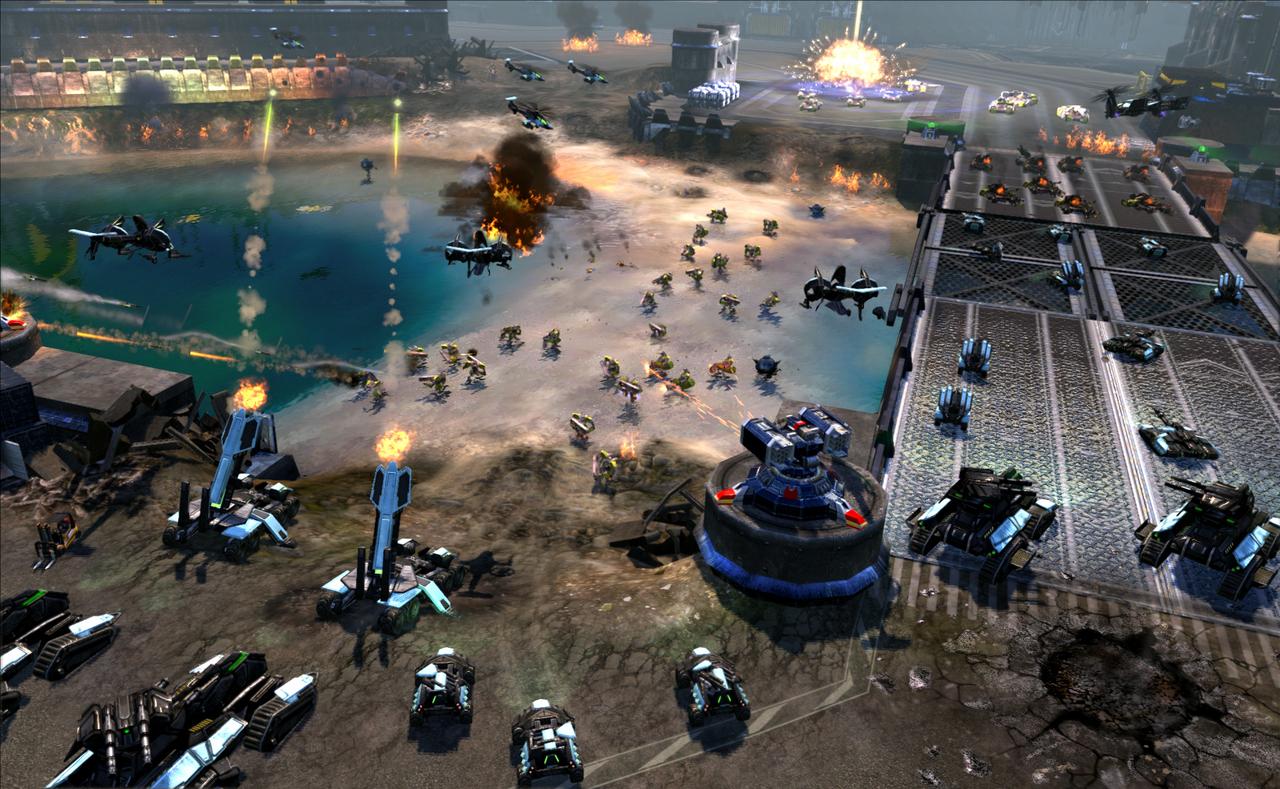 Gamescom obrázky z End of Nations 69221
