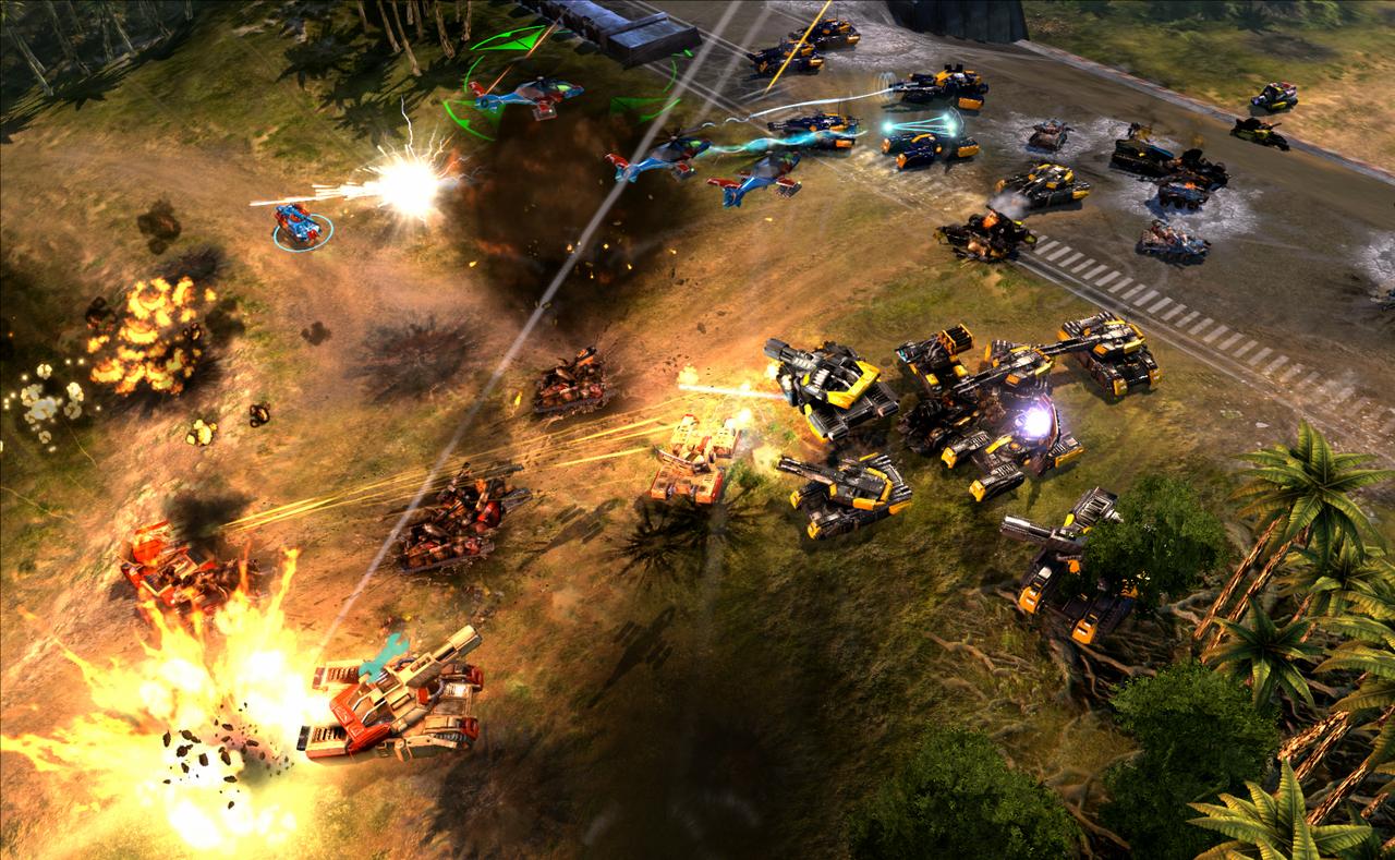 Gamescom obrázky z End of Nations 69223