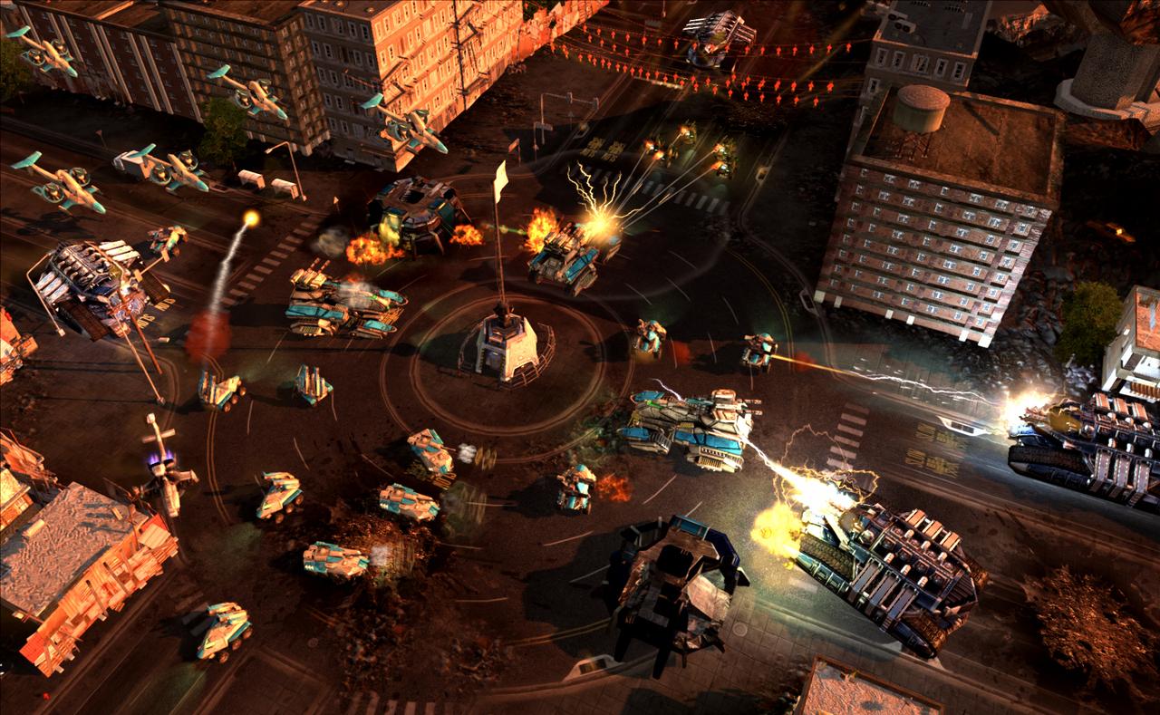 Gamescom obrázky z End of Nations 69224
