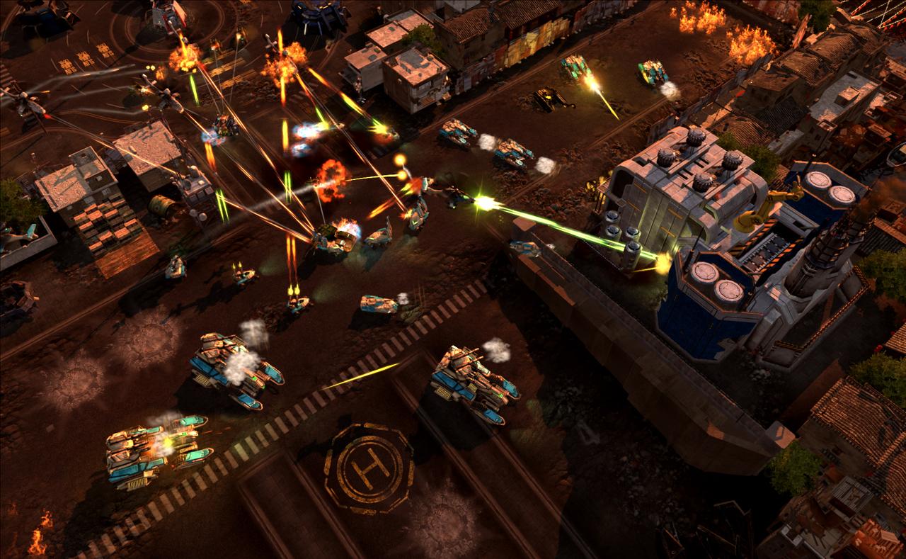 Gamescom obrázky z End of Nations 69225