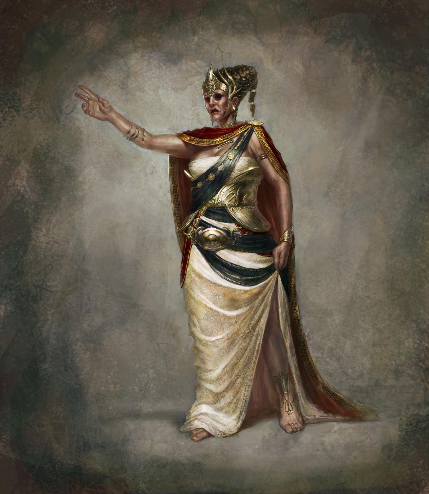 Artworky z God of War: Ascension 69280