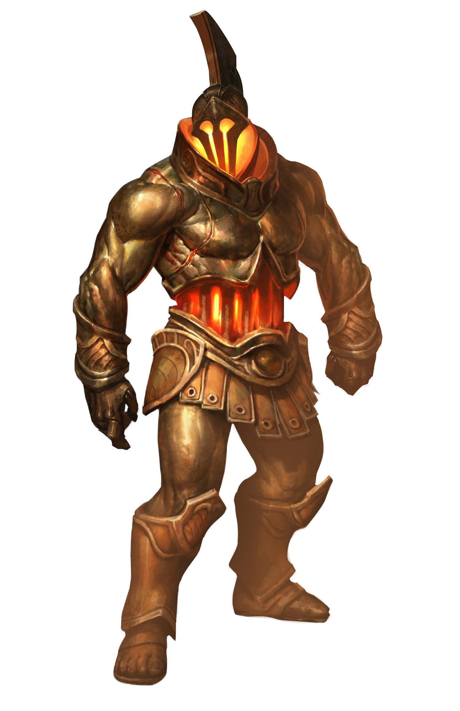 Artworky z God of War: Ascension 69284