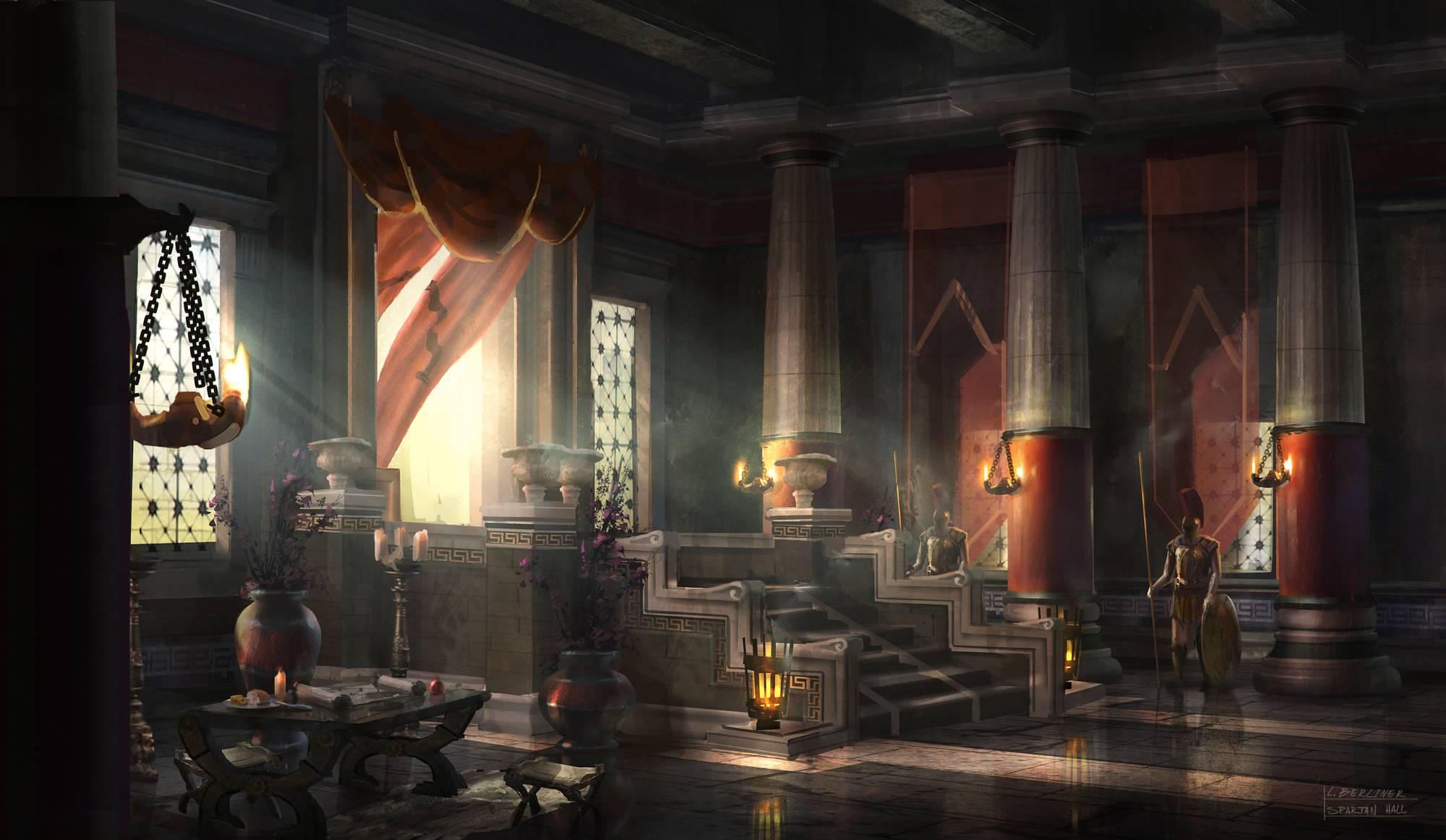 Artworky z God of War: Ascension 69285