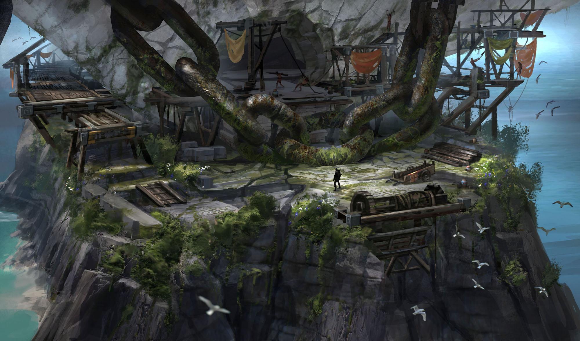 Artworky z God of War: Ascension 69286