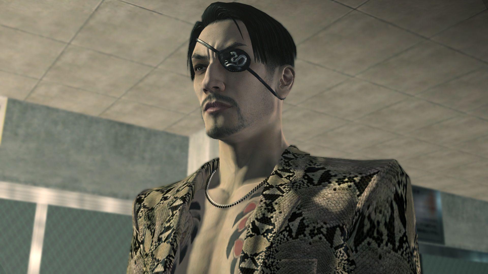 Gangsteři na obrázcích z Yakuza 5 69371
