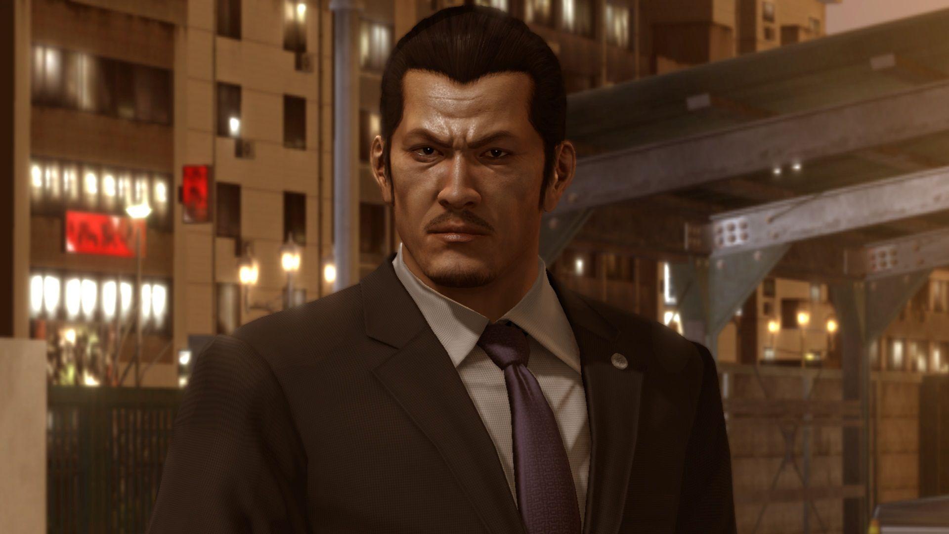 Gangsteři na obrázcích z Yakuza 5 69375