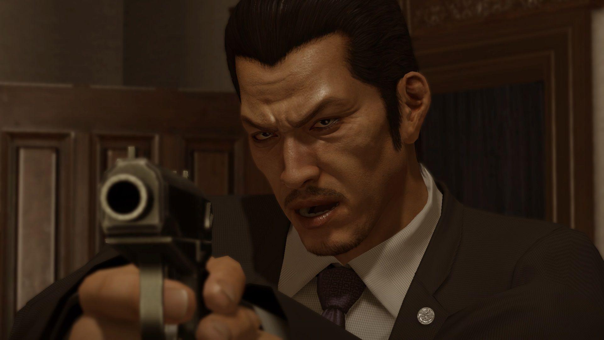 Gangsteři na obrázcích z Yakuza 5 69377