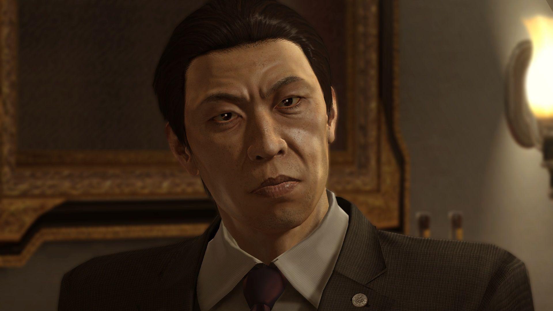 Gangsteři na obrázcích z Yakuza 5 69382