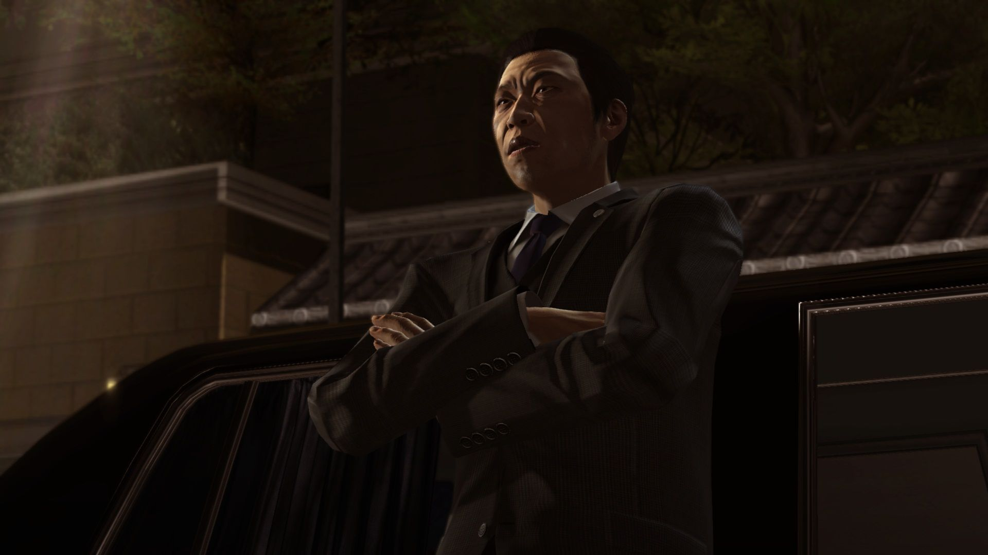 Gangsteři na obrázcích z Yakuza 5 69383