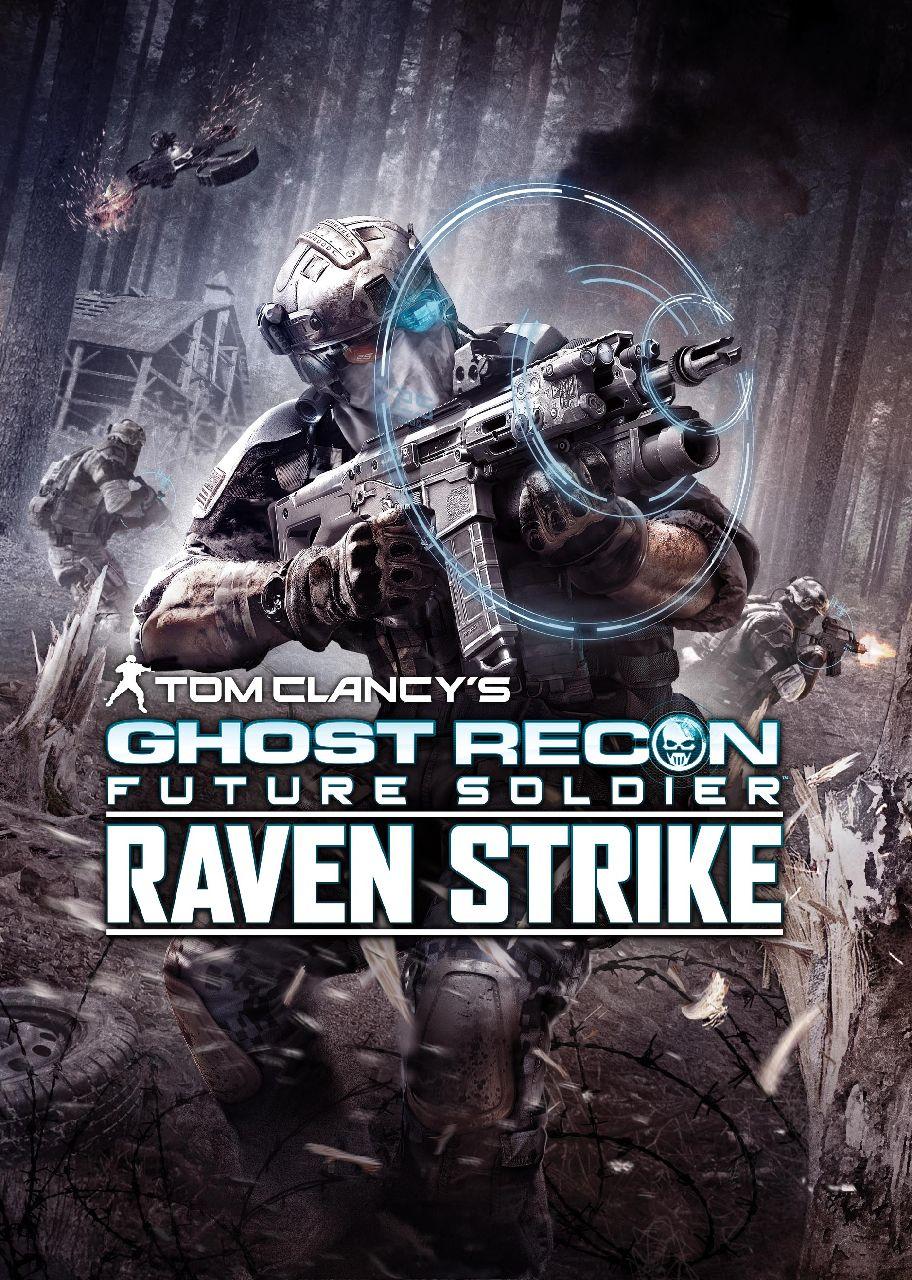 Oznámeno Raven Strike DLC pro Ghost Recon: Future Soldier 69397