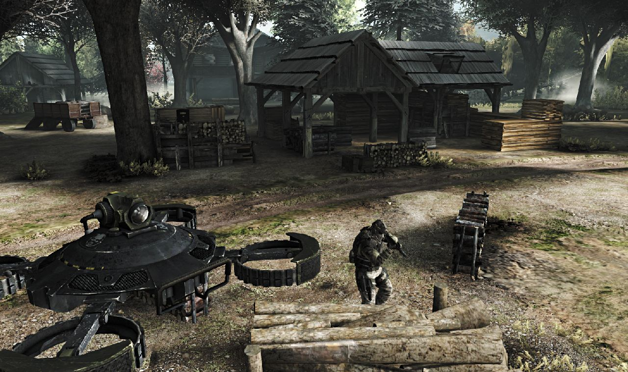 Oznámeno Raven Strike DLC pro Ghost Recon: Future Soldier 69398