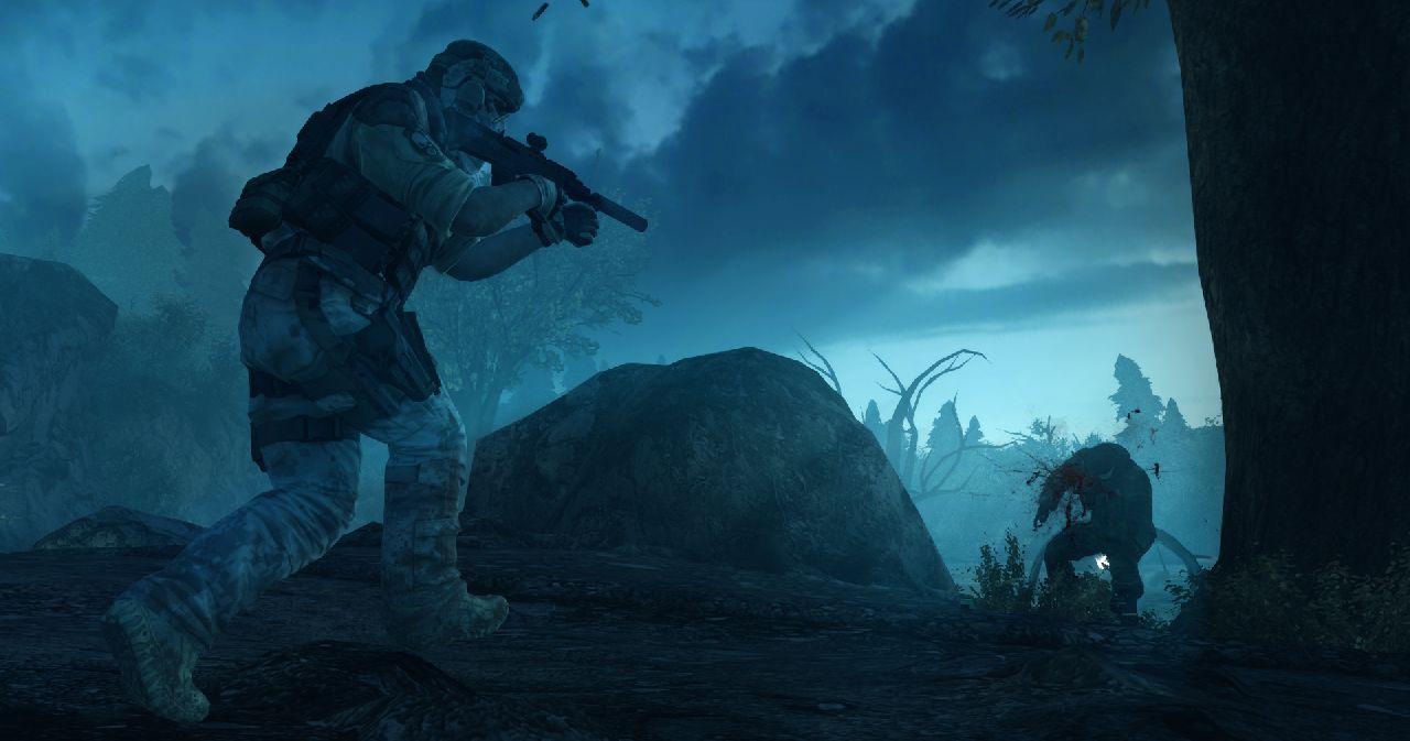 Oznámeno Raven Strike DLC pro Ghost Recon: Future Soldier 69401