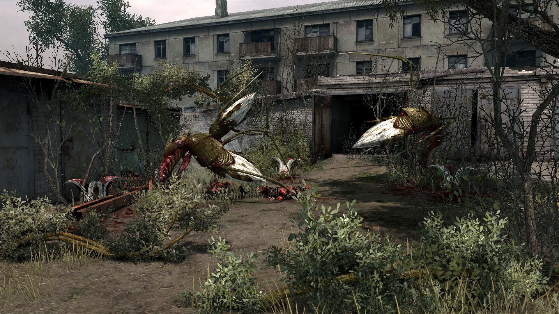 Obrázky z post-apokalyptického RPG Novy Soyuz 69414