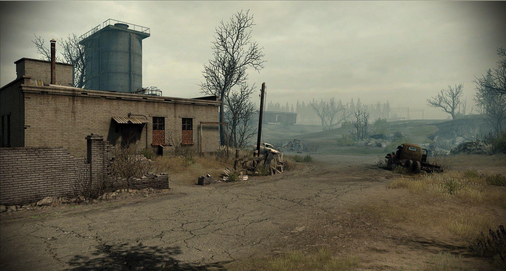Obrázky z post-apokalyptického RPG Novy Soyuz 69421