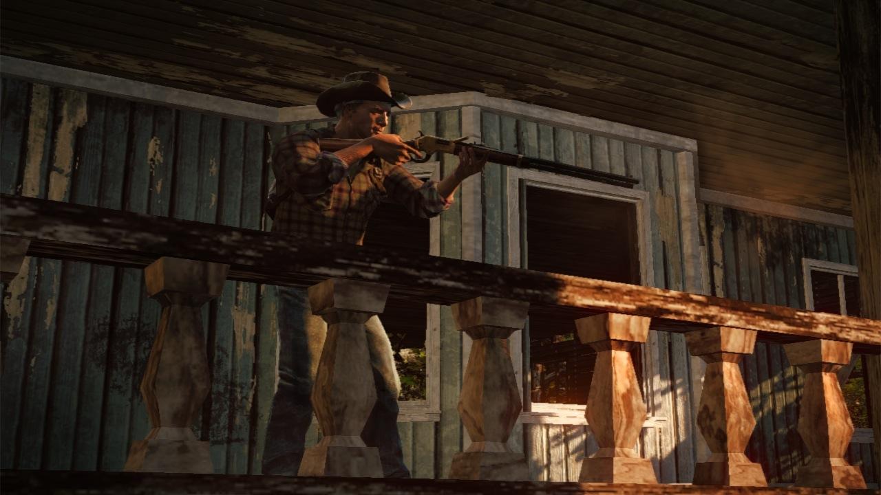 Zombie survival Class3 žije, nyní známé jako State of Decay 69429