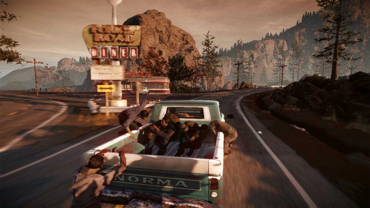 Zombie survival Class3 žije, nyní známé jako State of Decay 69430