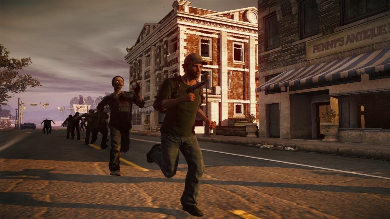 Zombie survival Class3 žije, nyní známé jako State of Decay 69432