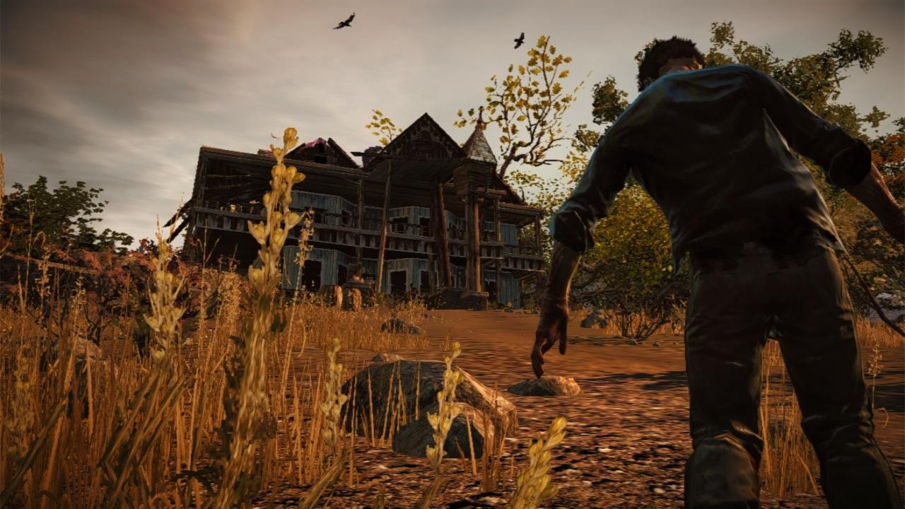Zombie survival Class3 žije, nyní známé jako State of Decay 69433