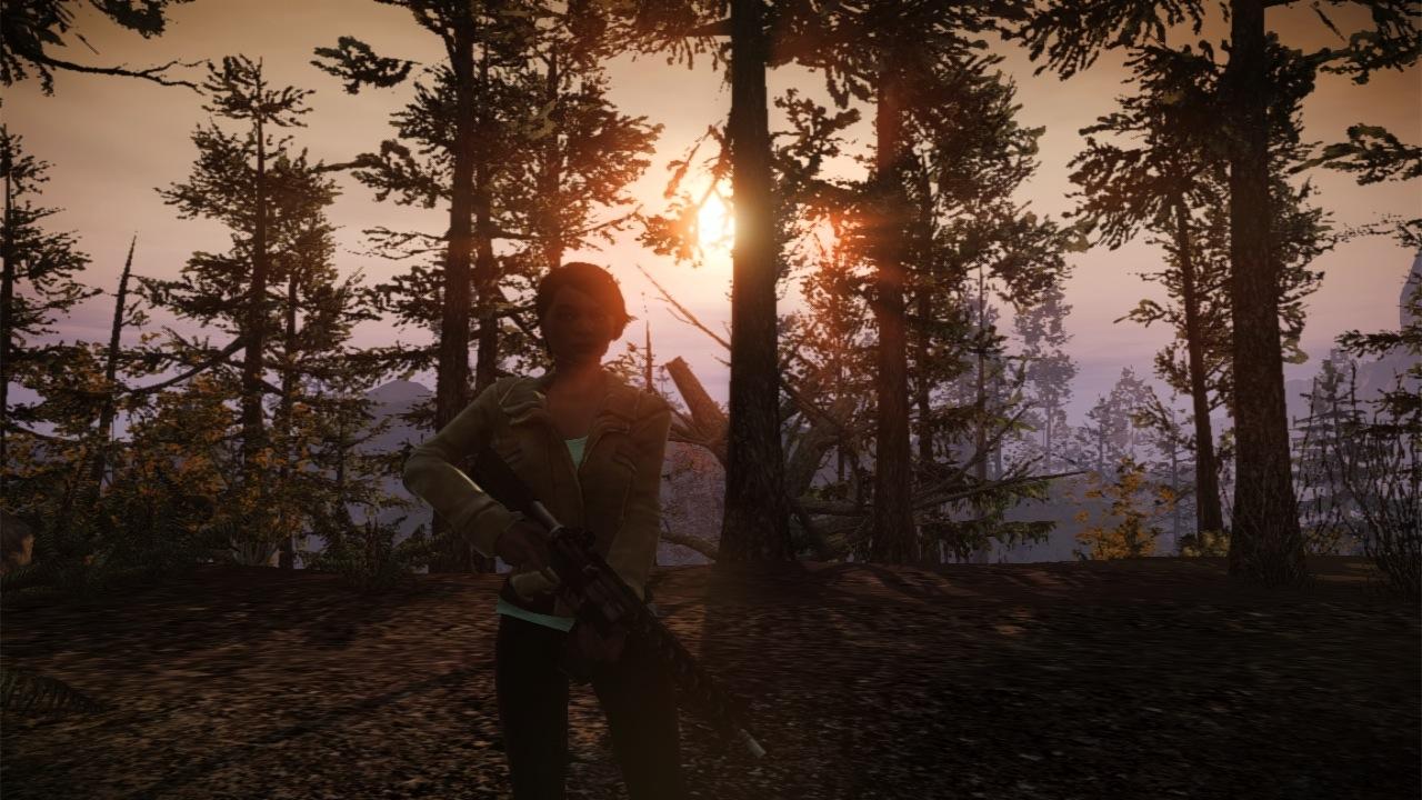 Zombie survival Class3 žije, nyní známé jako State of Decay 69434
