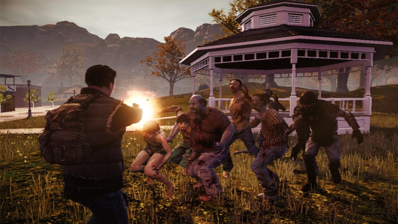Zombie survival Class3 žije, nyní známé jako State of Decay 69437