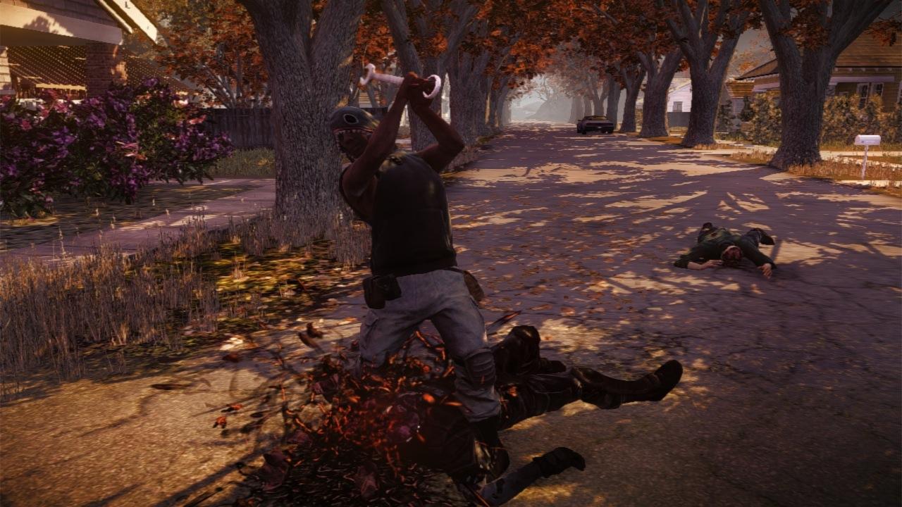 Zombie survival Class3 žije, nyní známé jako State of Decay 69439