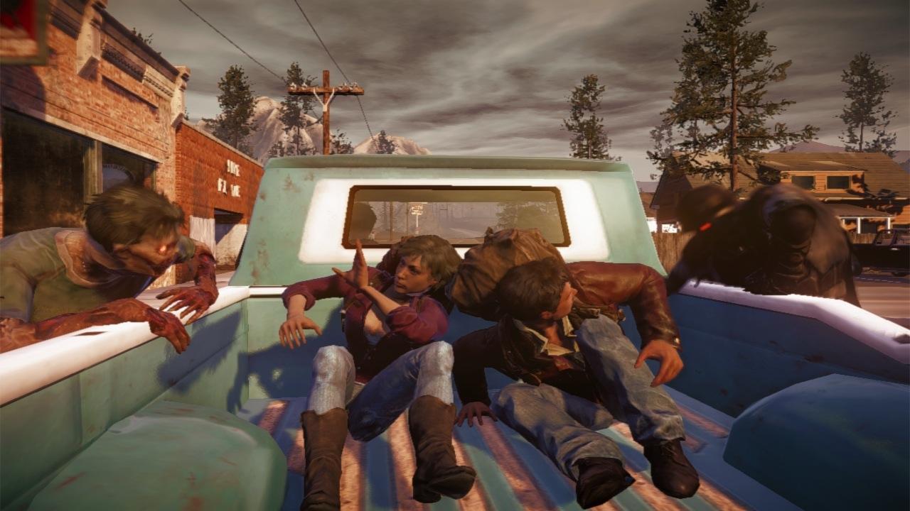 Zombie survival Class3 žije, nyní známé jako State of Decay 69441