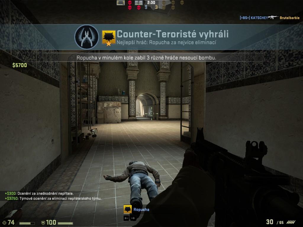 Counter-Strike: Global Offensive – nelítostná klasika 69494