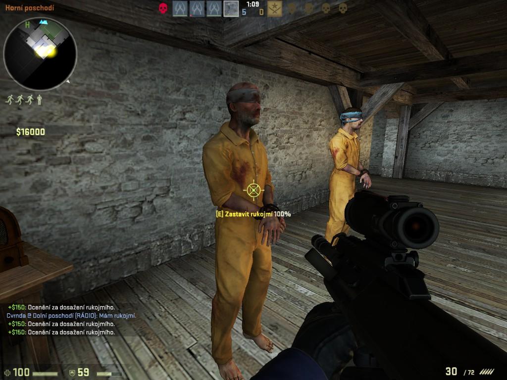 Counter-Strike: Global Offensive – nelítostná klasika 69496