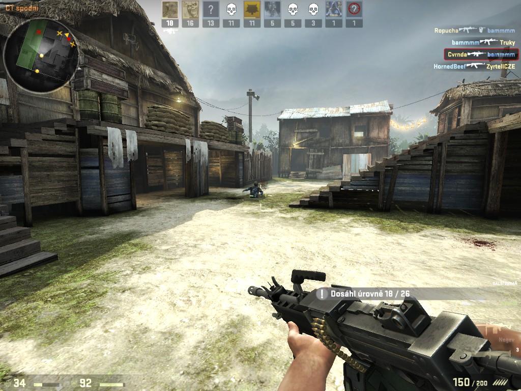 Counter-Strike: Global Offensive – nelítostná klasika 69497