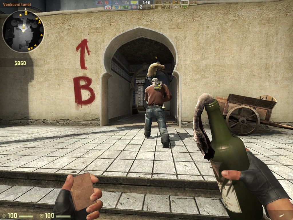Counter-Strike: Global Offensive – nelítostná klasika 69499