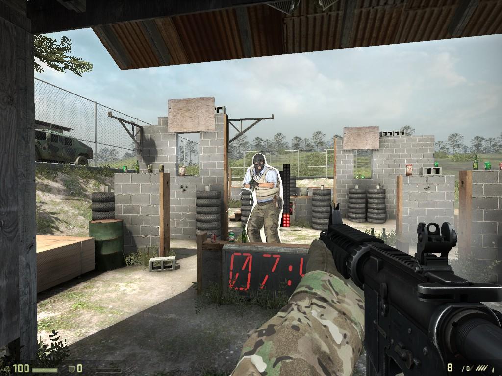 Counter-Strike: Global Offensive – nelítostná klasika 69502