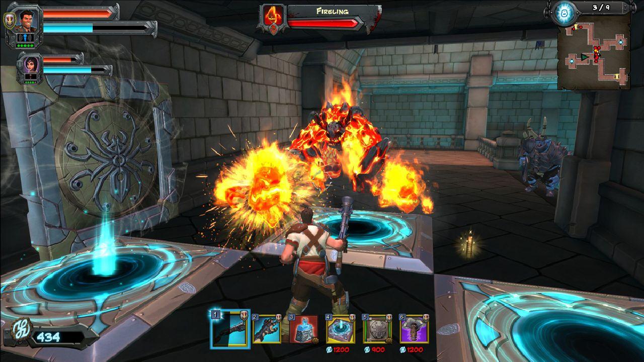 První booster pack pro Orcs Must Die! 2 69635