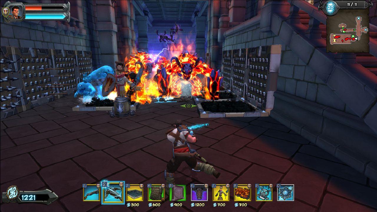 První booster pack pro Orcs Must Die! 2 69637