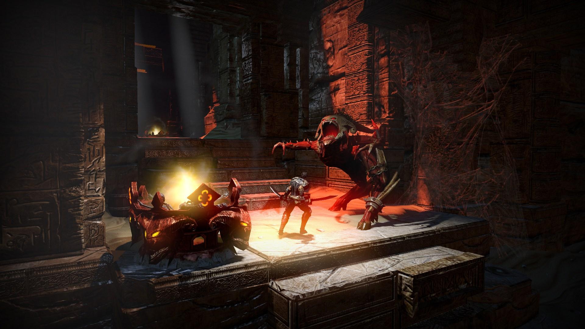 Blood Knights, nová hack'n'slay RPG akce 69650