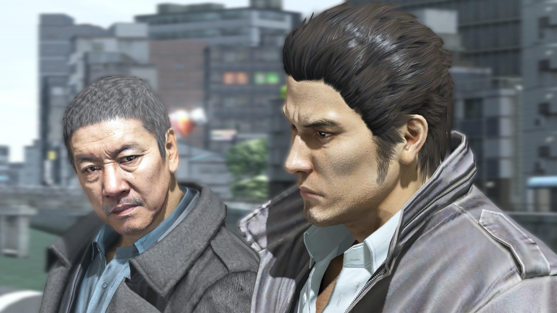 Obrázky z Yakuza 5 předvádí kvalitní grafiku 69659