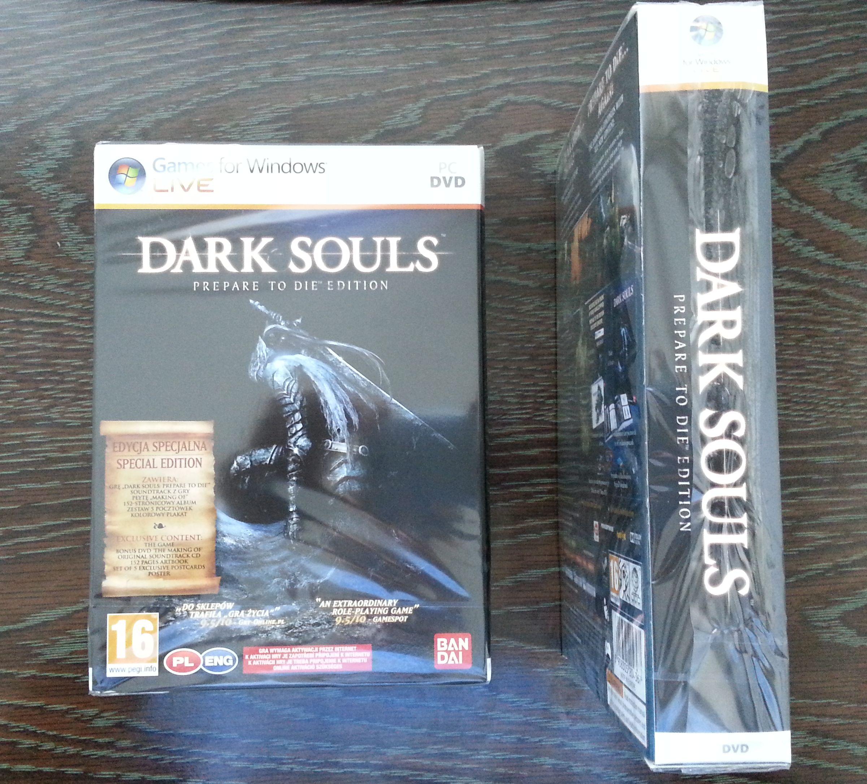 PC verze Dark Souls za skvělých 778 Kč 69678