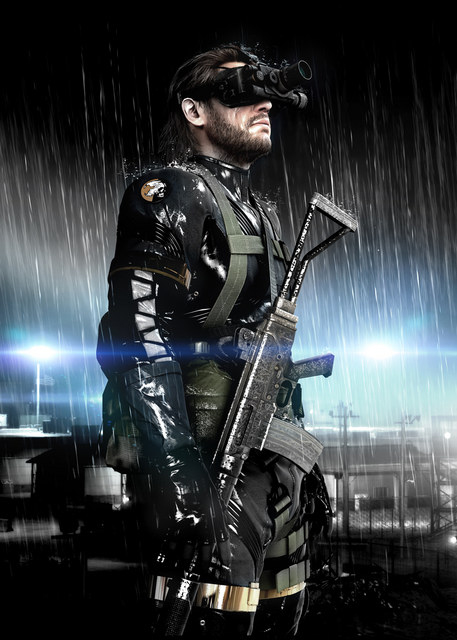 MGS: Ground Zeroes na Fox enginu odhalen 69701