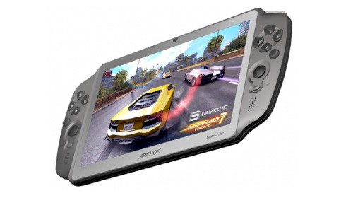 Archos představil herní tablet GamePad 69707