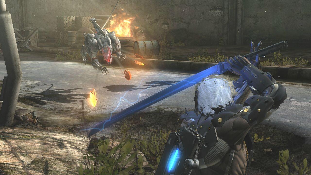 Nové obrázky z Metal Gear Rising: Revengeance 69733